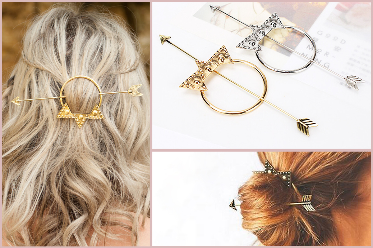 Arrow-Hair-Clip